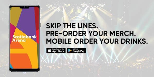 Coming to @Pink tonight? You can pre-order your official tour merch NOW (open to ticket holders only) until 5PM tonight. And when you get here - mobile order your drinks using our app. Download here: scotiabankarena.com/plan-your-visi…