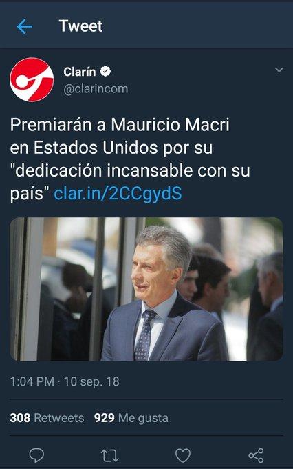 #MacriEsPobreza Foto