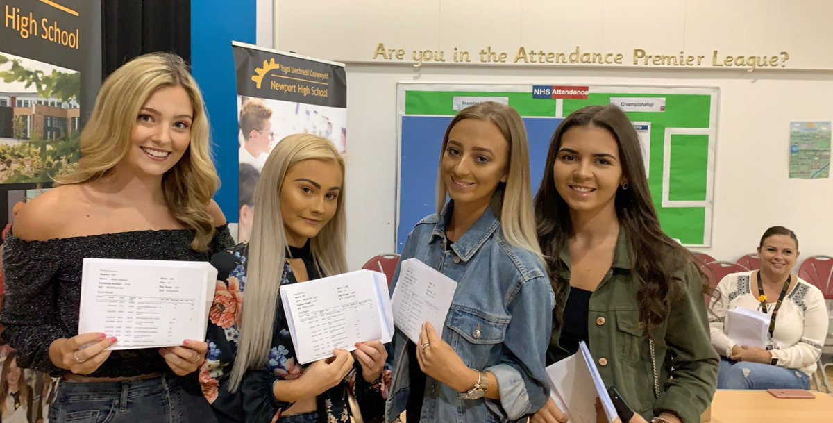 Very proud of year 13's results today - all that hard work finally paid off! It was fantastic to see the smiles! Good luck from #TeamBacc for your future studies <br>http://pic.twitter.com/Lu8oG6K4aj