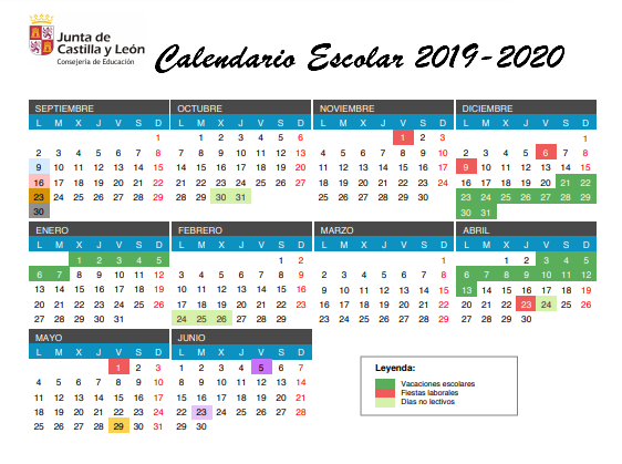 Calendario Educacyl.Asinoseconcila Hashtag On Twitter