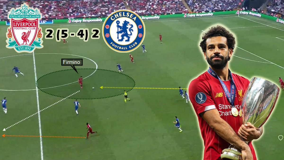 RT @nomifooty: Liverpool vs Chelsea 2-2 | Tactical Analysis Watch the video on YT: https://t.co/d2q7XBmGFx https://t.co/smpzpzSSWk