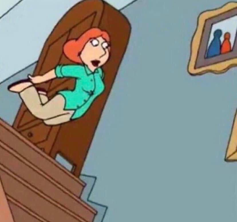 Frat dudes off 2 four loko seltzers when they see a folding table