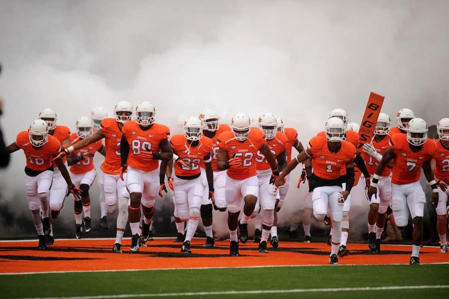 BREAKING NEWS! We are heading to Stillwater Nov. 2nd, featuring the @CowboyFB game day experience #OKState #GoPokes <br>http://pic.twitter.com/KytQRJ0eCn