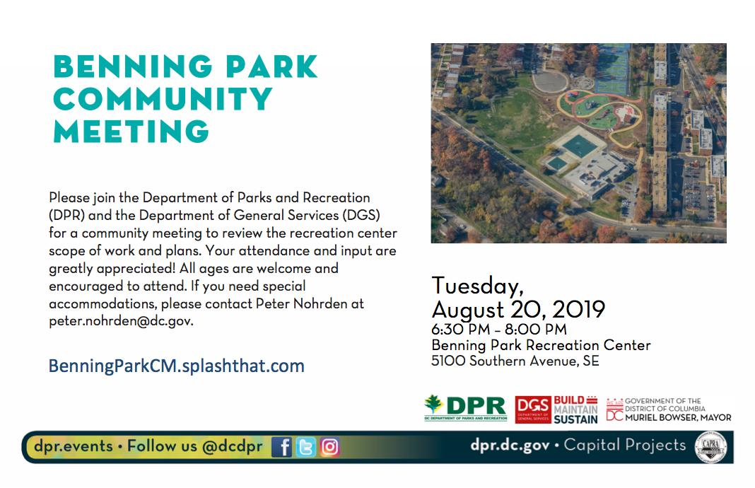 DC Parks &Recreation on Twitter:
