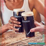 Image for the Tweet beginning: Clocking off for #GuinnessTime. Who