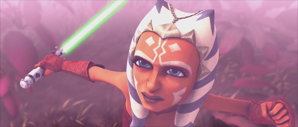 On this day 11 years ago, we first met Ahsoka Tano in the theatrical debut of Star Wars: #TheCloneWars.