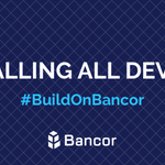 Image for the Tweet beginning: Join the Bancor Developer Community's