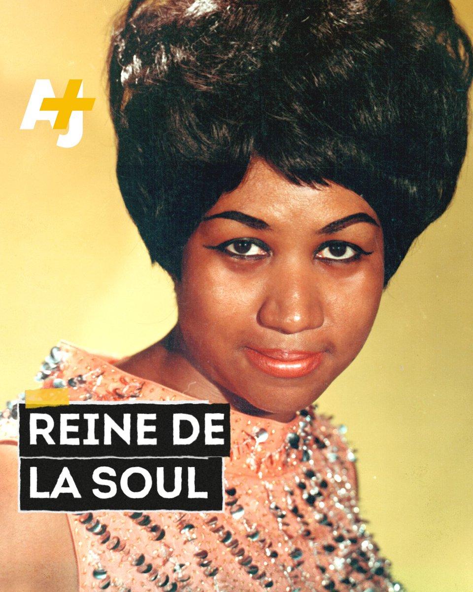 @ajplusfrancais's photo on Aretha Franklin