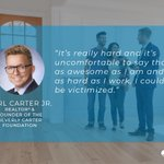 REALTOR® safety is a very real issue, with very real consequences if not prioritized. #OREA President Karen Cox spoke to the Founder of the Beverly Carter Foundation, Carl Carter Jr, about why it matters & what can be done to ensure #realestate professionals are safe.