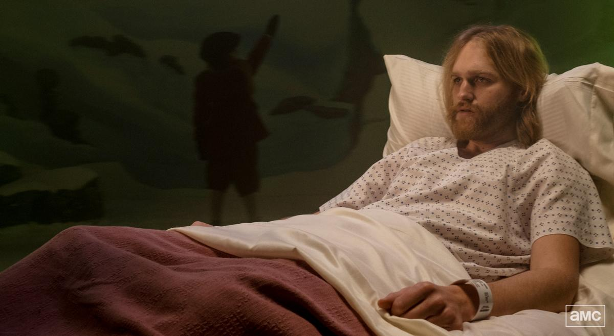 Q&A: Wyatt Russell discusses the impact of Dud's near-death experience. #Lodge49 amc.tv/QAWyattRussell…