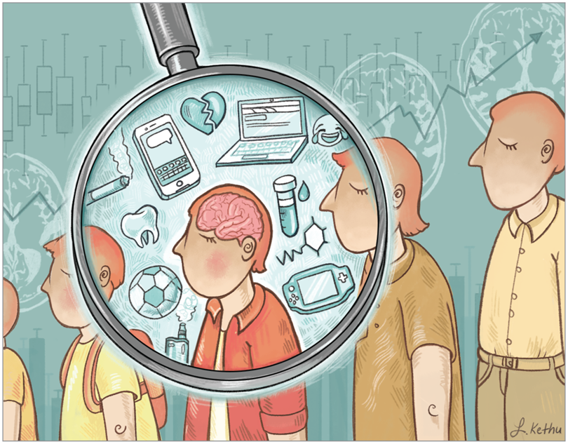 For my latest @JAMA_current #podcast, I interviewed the neuroscientist running the Adolescent Brain Cognitive Development (ABCD) study, which will follow ~12000 kids for a decade. @NIDAnews bit.ly/2Z0VYy5