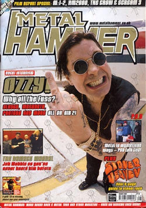 August 2000 @MetalHammer #tbt