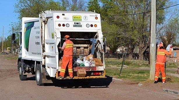 #SantaRosa | Cronograma de los serviciso de barrido y recolección de residuos durante el finde largo