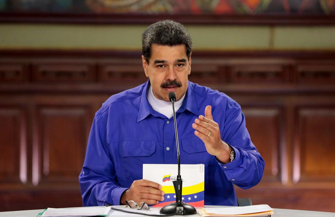 Reitero el llamado a la unión de todos los sectores de la vida nacional para enfrentar y denunciar con dignidad el bloqueo criminal contra Venezuela. Vamos a derrotarlo con trabajo, producción, amor y patriotismo. ¡Juntos por Venezuela!
