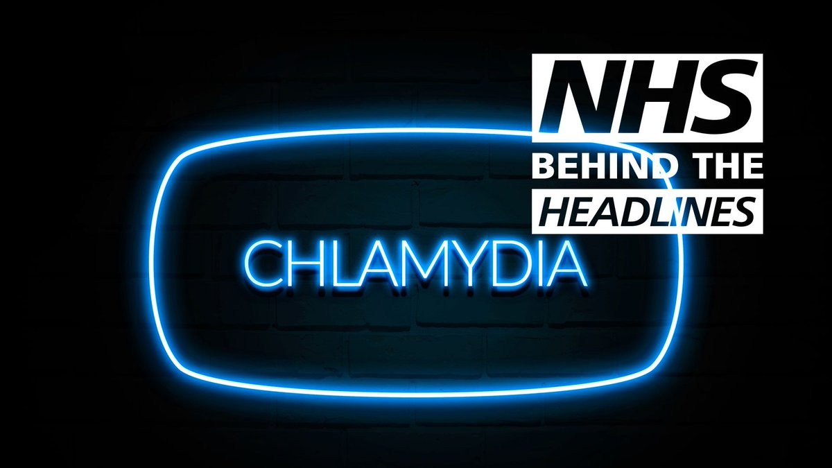 Could a vaccine designed protect against chlamydia be on the way? We take a look at at these promising initial results in our #BehindTheHeadlines video series: youtu.be/0XCirbXT9Es