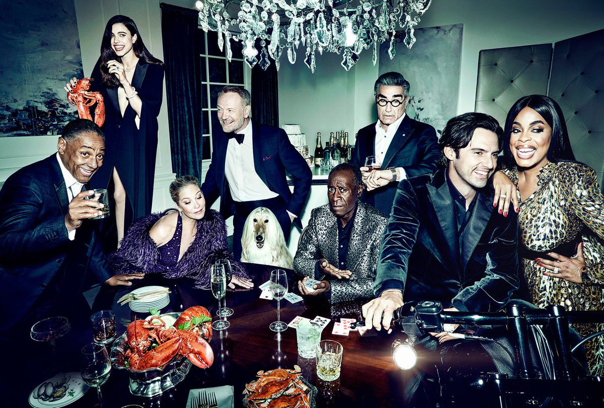 Love that @VanityFair still included Judith Light in their 2019 Emmy noms portrait even though she's not actually nominated this year <br>http://pic.twitter.com/DKHr9jieWR