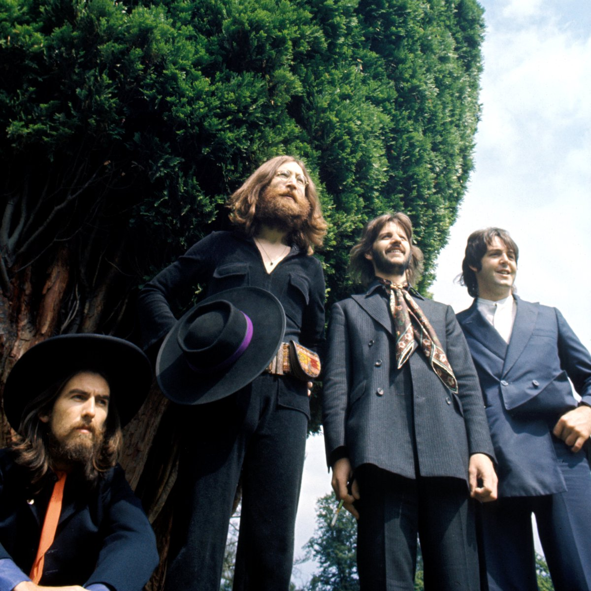 Listen to the 2019 mix of the @GeorgeHarrison-penned 'Something', plus an unreleased instrumental and an early demo of the song, taken from the forthcoming Abbey Road Anniversary Releases: thebeatles.lnk.to/Something2019 #AbbeyRoad