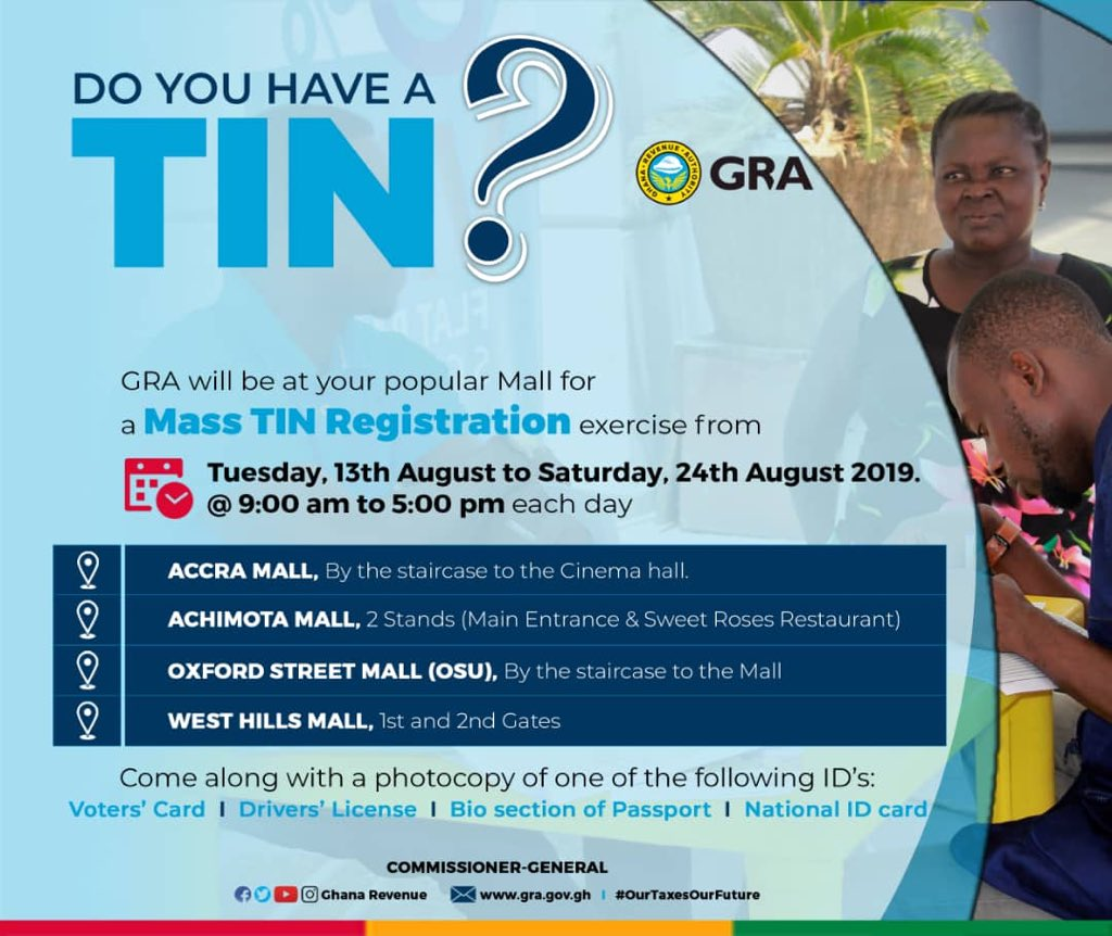 GRA (@GhanaRevenue) | Twitter