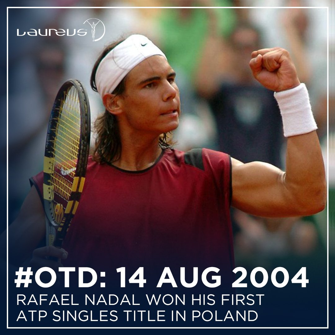 Rewind to this day in 2004 when an 18-year-old @RafaelNadal won his first @ATP_Tour   He turned out pretty good   #OTD #Nadal<br>http://pic.twitter.com/sFoVBK66iK