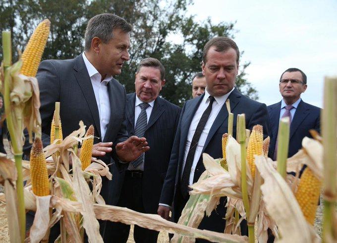 У Росії серед кукурудзяного поля екстрено сів пасажирський літак з палаючим двигуном, який летів до окупованого Криму - Цензор.НЕТ 4492