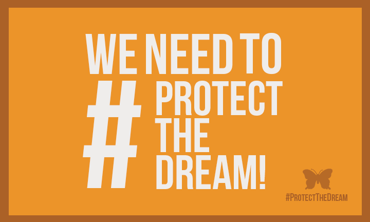 For 7 years, #DACA has successfully protected thousands of our neighbors, colleagues and friends at risk of losing their legal status in the U.S.  House Democrats will continue fighting to #ProtectTheDream for ALL Americans.<br>http://pic.twitter.com/Rwg1X7y5a6
