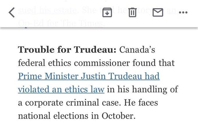 Ethics Commissioner Photo