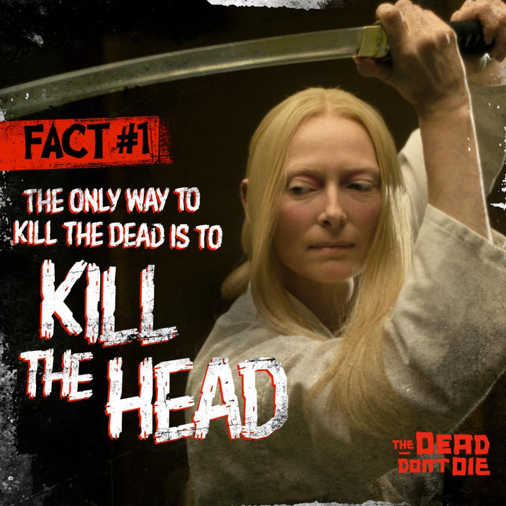 It's really the only way.  #TheDeadDontDie On Digital 9/3 On Blu-ray 9/10 https://t.co/6mLKDZK5vs https://t.co/4lS4s6sibV