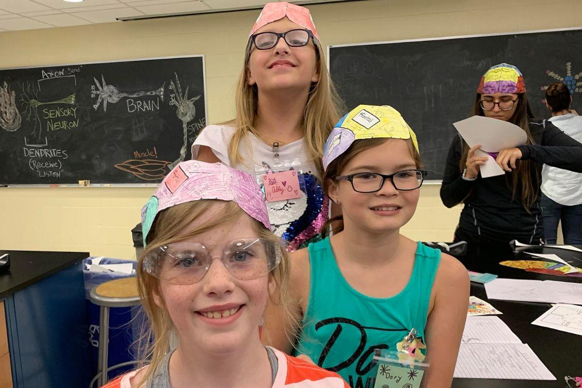 test Twitter Media - ICYMI: Learn more about Wesleyan's weeklong Girls in Science Summer Camp, which just wrapped its sixth year of hands-on learning and STEM-centered fun: https://t.co/NoQ1aGERiN https://t.co/8YRFK2noki