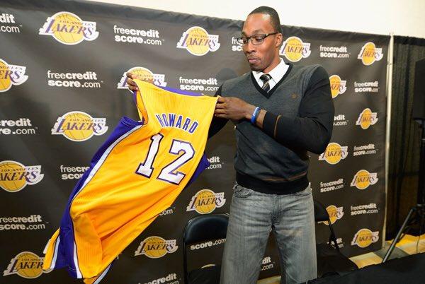 "Woj: ""Memphis has bought out Dwight Howard""Dwight:"