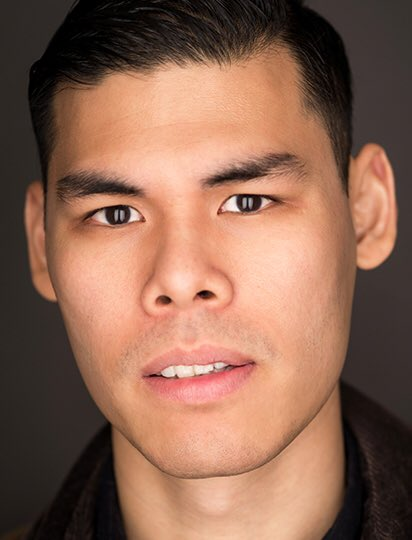 """Continuing to #MeetTheCast of #WitchGP @ruyiskandar portrays """"Frank Thorney"""". Ruy's TV credits include: @SneakyPeteTV @NBCBlacklist @Gotham & @therookie He's also been seen onstage at @LAPhil @SignatureTheatr & @PublicTheaterNY First preview is 8/20, so get here. Welcome, Ruy!"""