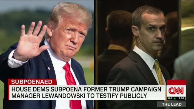 House Judiciary subpoenas Lewandowski to testify publicly @kaitlancollins reports cnn.it/30acdWM