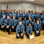 Image for the Tweet beginning: Congratulations #SLMPD #PoliceCadets you are