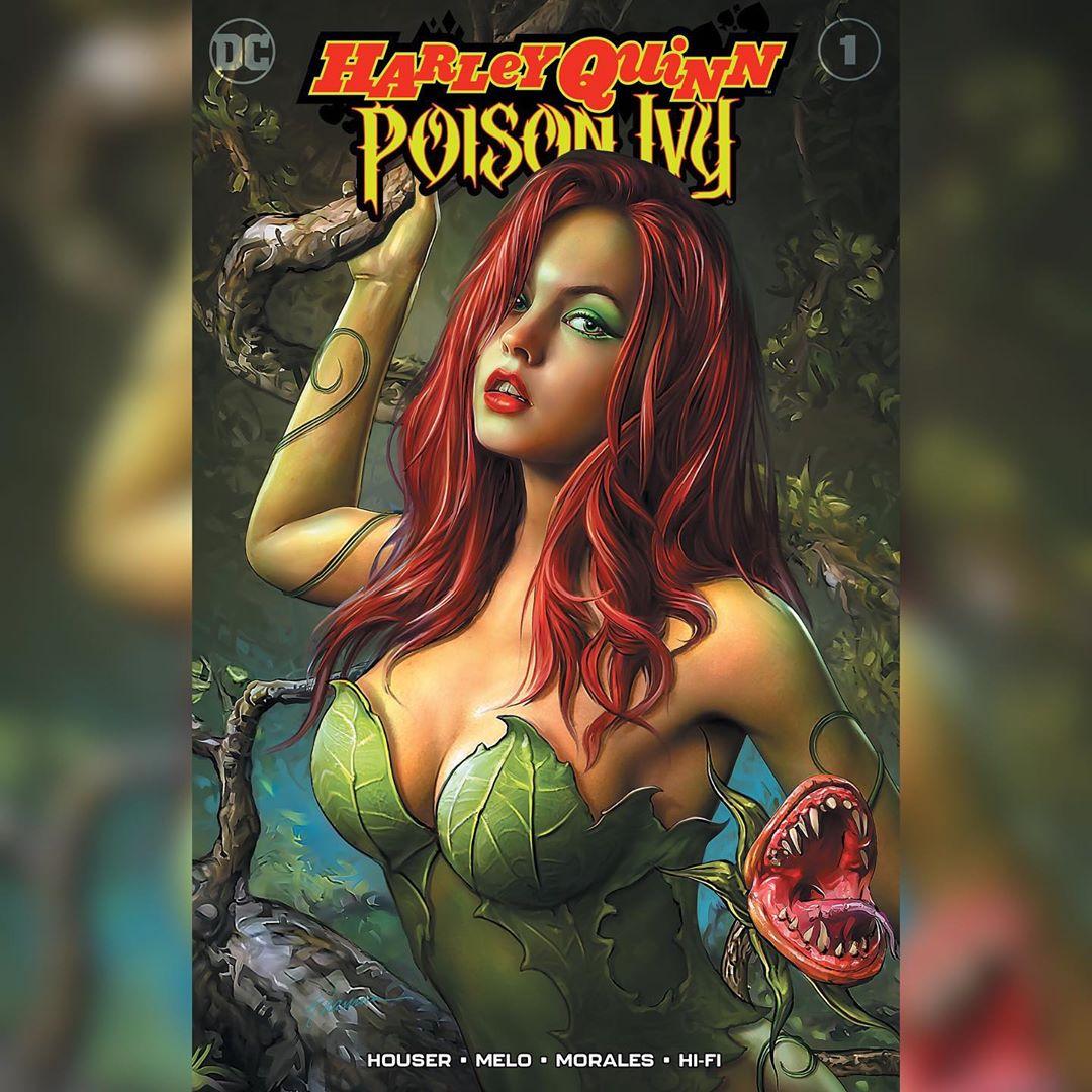 Alyssa Milano Poison Ivy 2 poison ivy appreciation 2019 - page 14