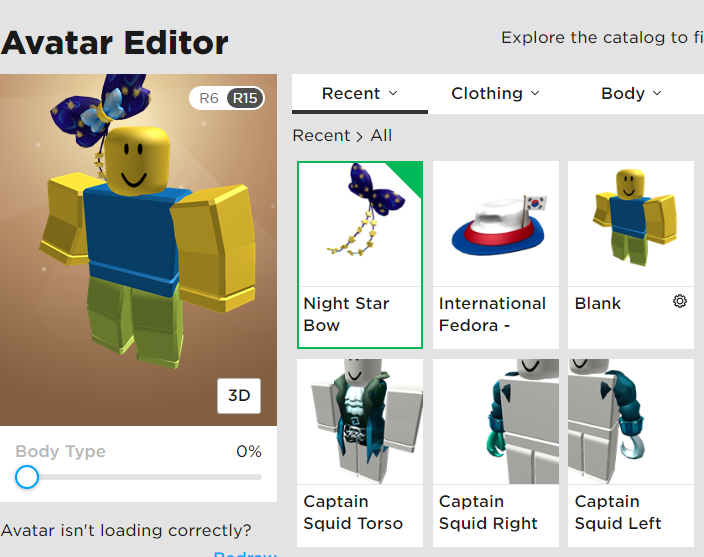Ivy On Twitter The First Roblox Ugc Item Is Out Sorta The Buy