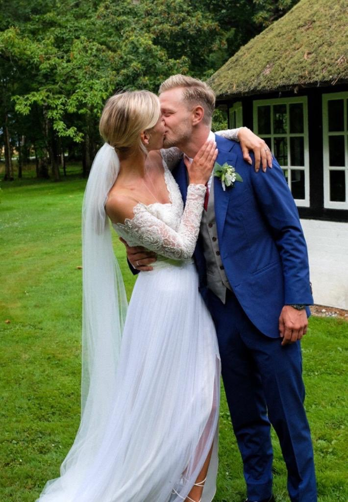 Congratulations Kevin and Louise! ❤️❤️