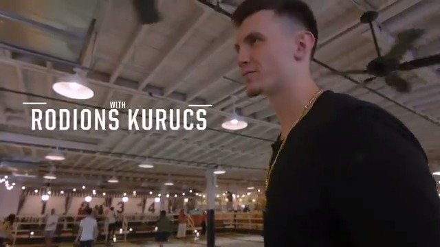 I can call it home already. @RODIONS1 is from Latvia. But his home is Brooklyn. 𝑺𝑼𝑴𝑴𝑬𝑹 𝑰𝑵 𝑻𝑯𝑬 𝑪𝑰𝑻𝒀: 𝑬𝑷𝑰𝑺𝑶𝑫𝑬 2