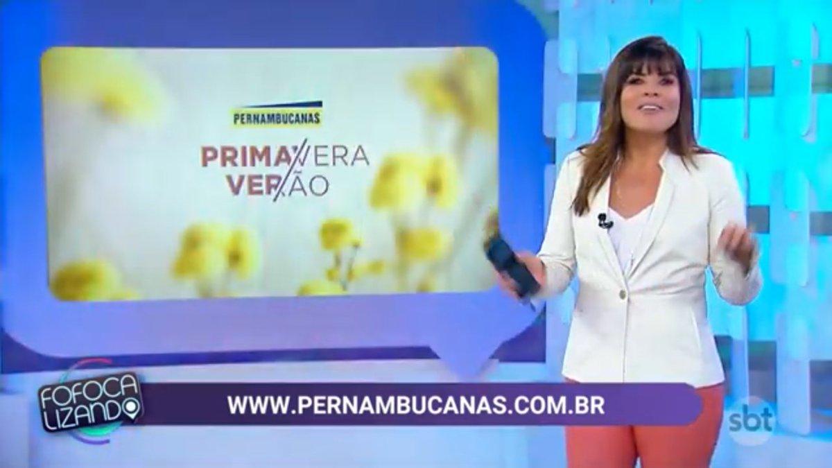 RT @SamukDantas: #FofocalizandoNoSBT Aí sim. Parabéns @MaraMaravilha https://t.co/pE24Sl5kbW