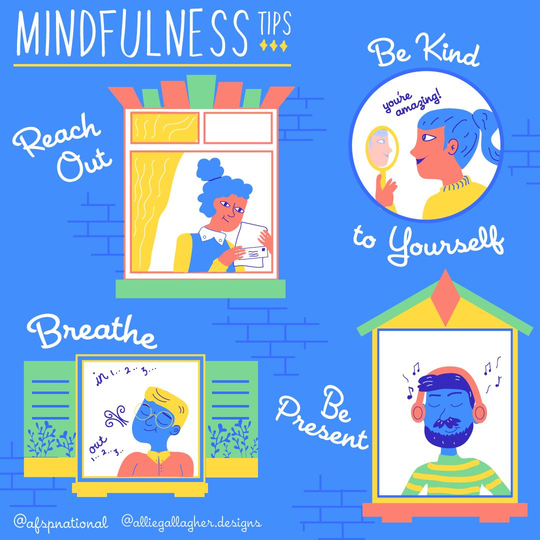 There are many ways to practice mindfulness this #NationalRelaxationDay 💙