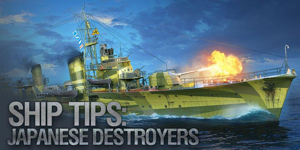 World of Warships on Twitter: