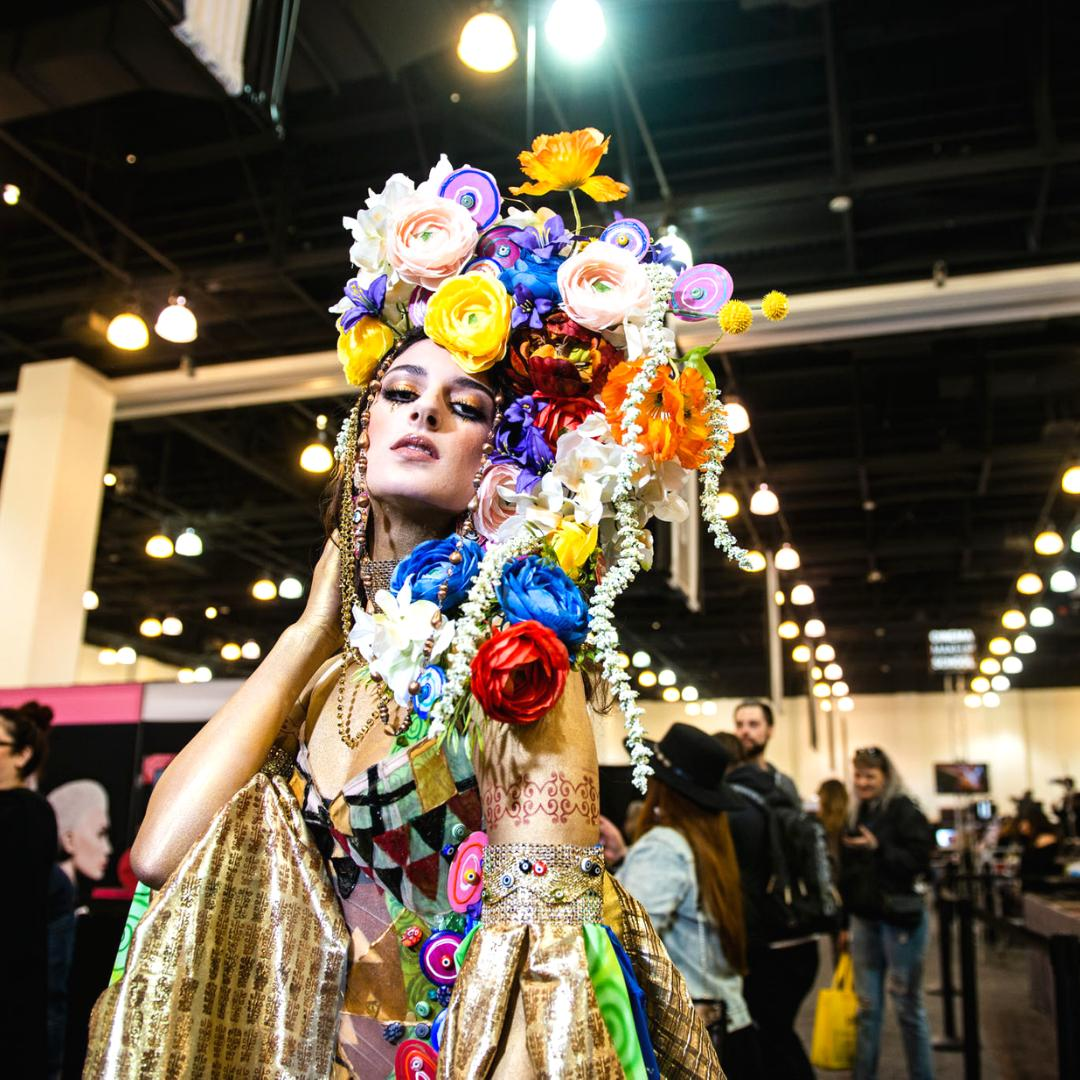 """Take """"beauty"""" to the next level at IMATS   . [MUA: @ at IMATS LA 2019] . . . #creativemakeup #imats #imatsLA #crazymakeup #outfitgoals #ootd #costume #victoriancostume #costumeinspo #outfitinspo #makeupinspo #moviemakeup #makeupfx<br>http://pic.twitter.com/NqGDVsYtWC"""