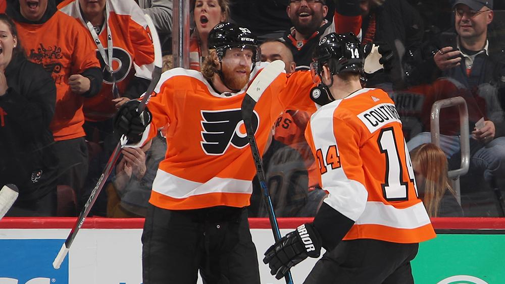 Happy 3⃣0⃣th birthday @jachobe! 🎊🎉 Voracek (2017-18) is just one of three different @NHLFlyers players since 1997-98 to reach the 60-assist mark in a season, joining Mark Recchi (1999-00) and Claude Giroux (2018-19, 2017-18 and 2011-12). #NHLStats