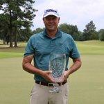 Image for the Tweet beginning: 95th Carolinas Open Champion, Rick
