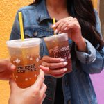 Same, same but different 🥤🥤 Grab a Shaken Iced Tea at Blenz today from 2-5pm and get one free! Available in Lemon, Peach, Mango, Strawberry, and limited edition Mint flavours. #BlenzShakenIcedTea