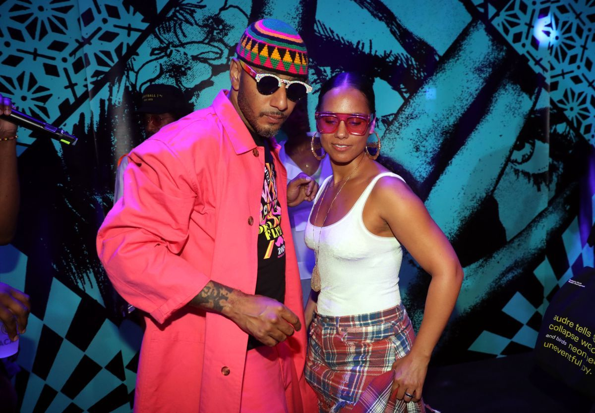 Swizz Beatz and Alicia Keys Are Building an Arts Center to Foster Talent in Upstate New York bit.ly/2Tz2TJD