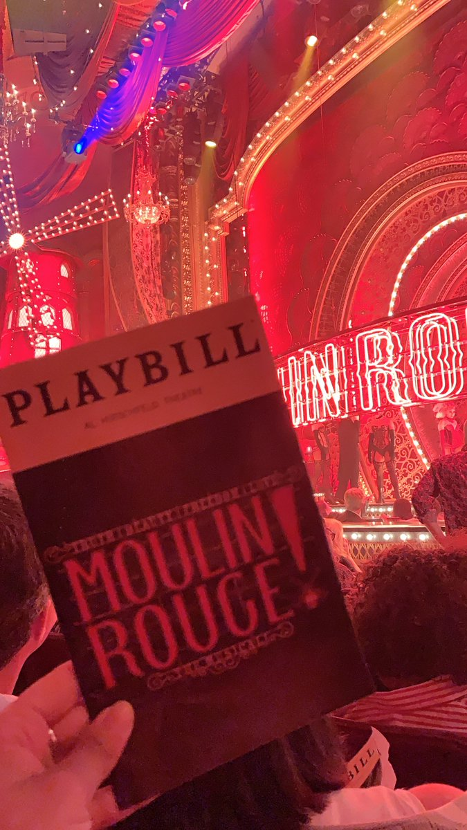Do you take photos of your Playbill when you go to the theatre? Ashley Lee (@cashleelee) took a look inside the tradition. Show us your most recent Playbill photo!🤳🏾latimes.com/entertainment-…