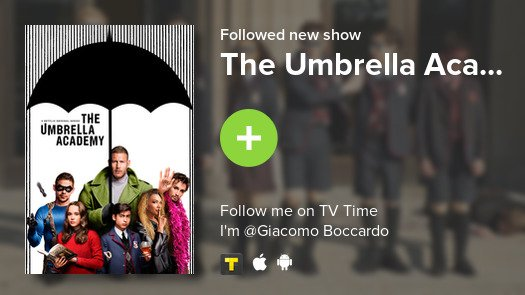 test Twitter Media - I just added The Umbrella Aca... to my library! #tvtime https://t.co/zoLTaIMR5o https://t.co/bldtKH45Ep