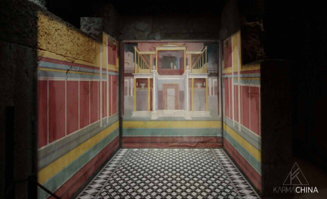 Lets meet at my place ~ Augustus // House of Augustus | Roman Forum + Palatine Hill SUPER ticket → coopculture.it/events.cfm?id=… #AugustanAugust #museitaliani