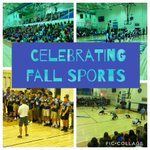 Image for the Tweet beginning: Celebrating Falcon Fall Sports and