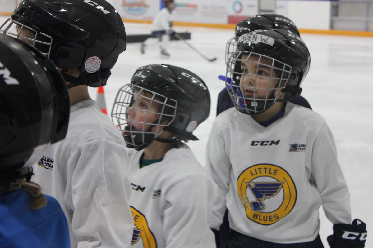 Registration is open for the Fall 2019 Little Blues sessions at @STLCIC! #HeartlandOfHockey 🏒 bit.ly/2H9dd5Q