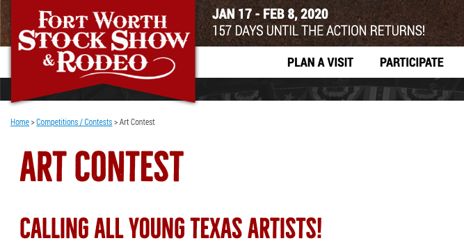 Stock Show 2020.The Fort Worth Stock Show Amp Rodeo Is Now Accepting